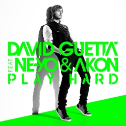 DAVID GUETTA - DAVID GUETTA Play Hard single packshot