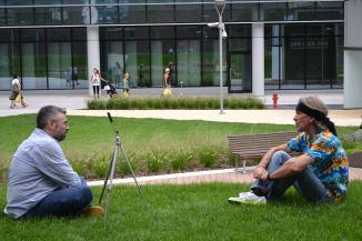 intervista a marco pinna