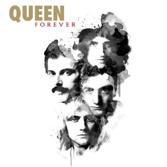 Queen_cover album QUEEN FOREVER_m