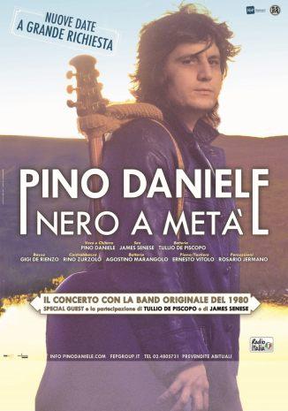 Pino Daniele_NERO A META_Locandina Ufficiale_date dic_b