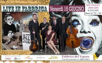 Live in Fabbrica-TrAmando Milano