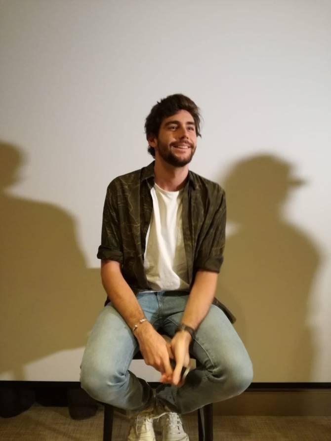 Alvaro Soler oggi a Milano