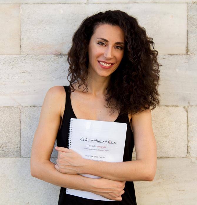 Francesca Puglisi (Mezzo Busto con Copione)