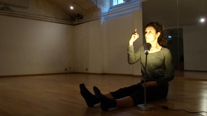 Giovanna Belloni foto di Fabio Ricci