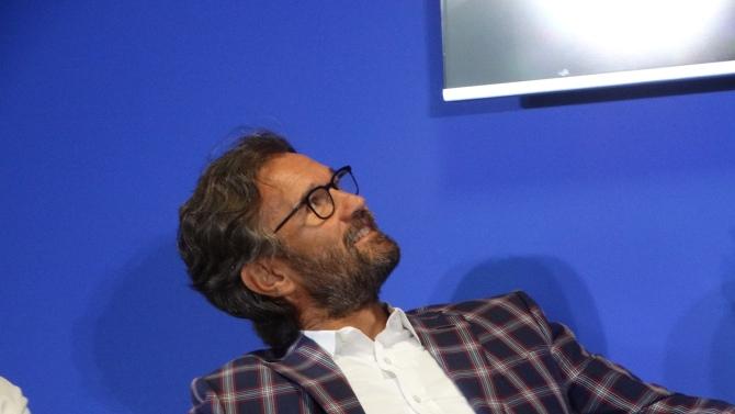 Carlo Cracco, foto di Fabio Ricci www.fabioricci.it