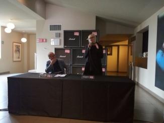 La conferenza stampa con Chiara Noschese