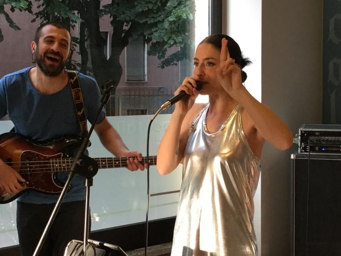 Carlotta Limonta e Diego Pennati Deneb