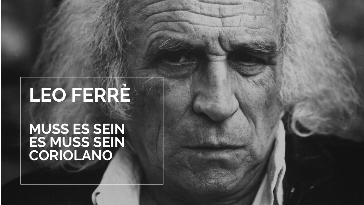 Leo Ferrè